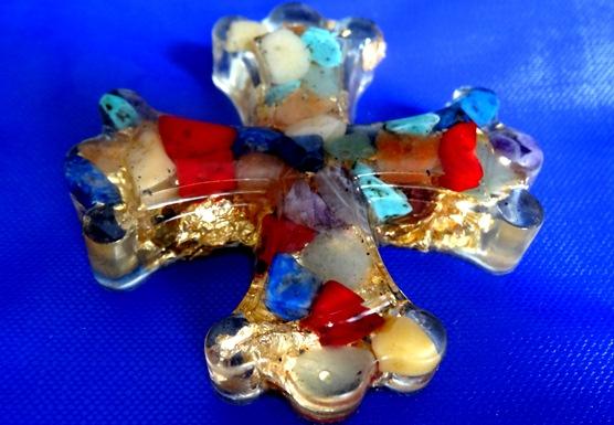 Cruce orgonica Crystal