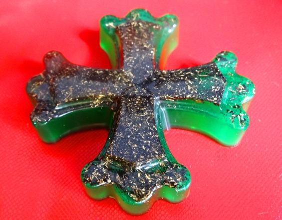 Cruce orgonica verde