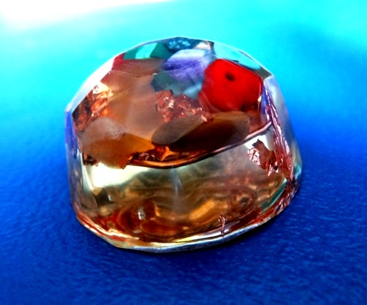 Diamant orgonic Crystal