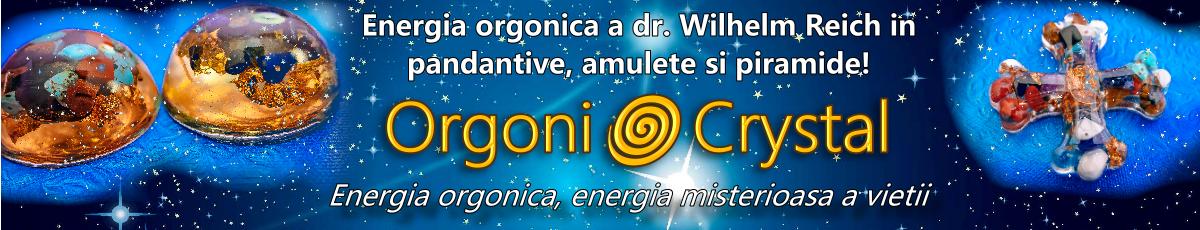 Orgoni Crystal